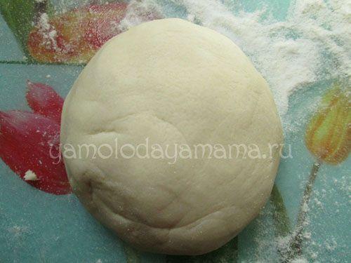 Як зробити солоне тісто для ліплення