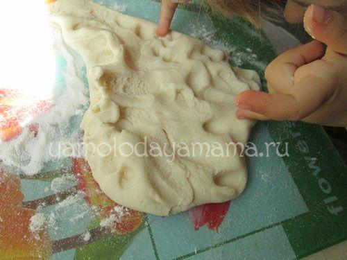 Солене тісто