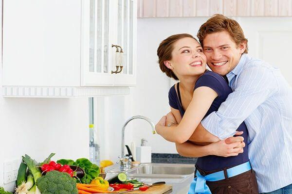 Сумісність жінки барана і чоловіки раку в любові