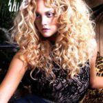 Способи завивки довгого волосся
