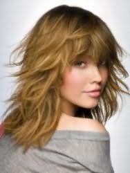 Моделі зачісок для волосся середньої довжини