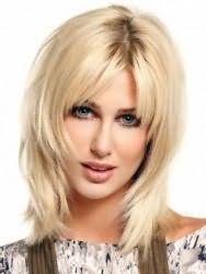 Рвана стрижка для блондинки з довгим волоссям