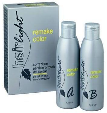 Гідність засобу: для фарбованого волосся середньої інтенсивності кольору досить 1 процедури.