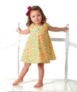Стильні сукні для дівчаток на літо