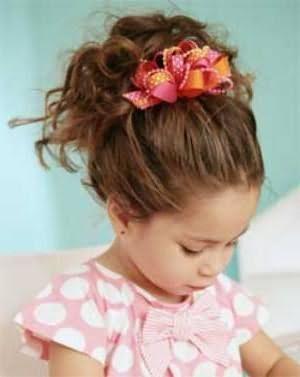 зачіски на середні волосся дівчаткам