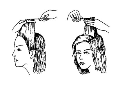 Як зробити стрижку каскад