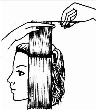 Як зробити зачіску [ZEBR_TAG_ / b & gt;
