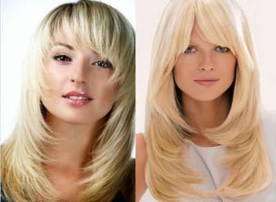 Чубчик з такою зачіскою можна укладати різними способами