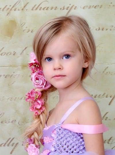 зачіски для дівчаток фото