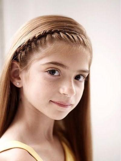 дитячі вечірні зачіски для дівчаток фото