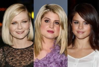Перш ніж вибрати зачіску, переконайтеся в тому, що особа має саме круглу форму