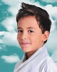 Дитяча стрижка для хлопчиків з коротким волоссям