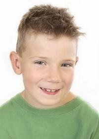 Коротка стрижка для хлопчика