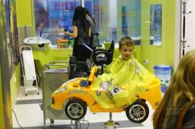 Розумне рішення для утримання дитини в кріслі