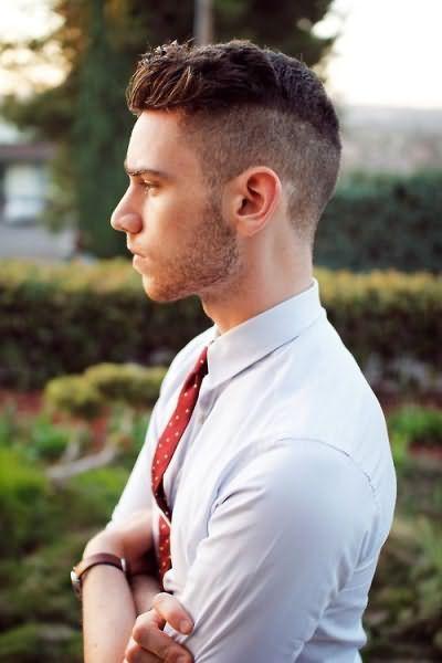 Модні зачіски для юнаків 2016 фото