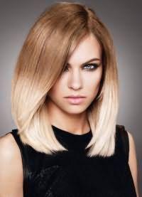 стрижки для обсягу на середні волосся 9