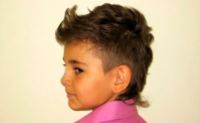 Модні зачіски для хлопчиків 2016 фото