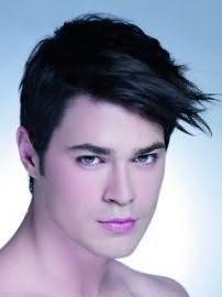 Чоловіча коротка зачіска 2013 року