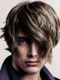 Чоловіча зачіска 2013 для середніх волосся