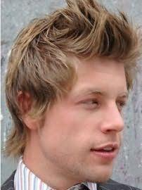 Чоловіча креативна зачіска 2013 року