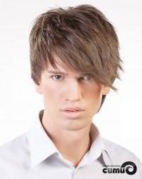 Асиметричні чоловічі зачіски.