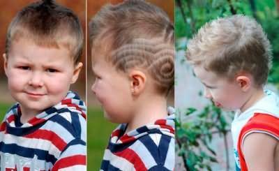 Стильні зачіски для хлопчиків 2016