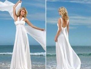 Весільні сукні в стилі ампір