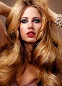 як отримати карамельний колір волосся 3