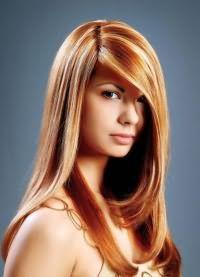 карамельний колір волосся фарба 7
