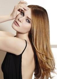 карамельний колір волосся фарба 4