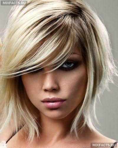 модні каскадні стрижки для тонкого волосся