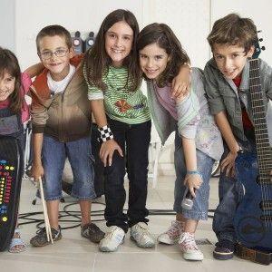 Топ 10 кращих музичних інструментів для дітей
