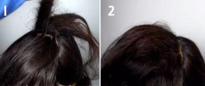 Святкові зачіски на довгі