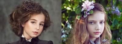 Фото актуальних дитячих зачісок 2016