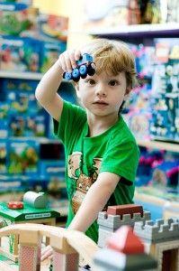 Учіть дитину робити покупки
