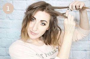 Як зробити красиву зачіску на коротке волосся