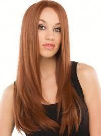 Стрижка на довге волосся, яка не потребує укладання