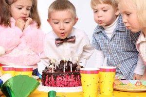 В якому стилі буде дитяче свято?