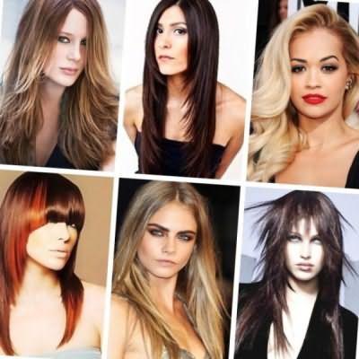Складні зачіски на довге волосся