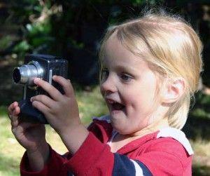 Ваша дитина - фотограф