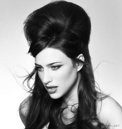 Начісування для довгого волосся