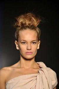 Зачіска для прямокутного типу обличчя