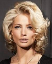 Варіант зачіски для квадратного особи