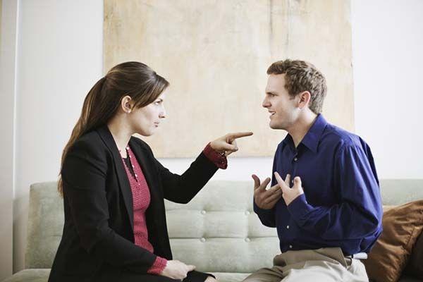 Винуватий чоловік - жіноча звичка?