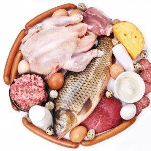Вітамінно білкова дієта меню на 10 днів