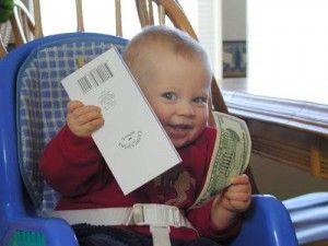 Внесок на ім`я дитини, або інвестиції в майбутнє