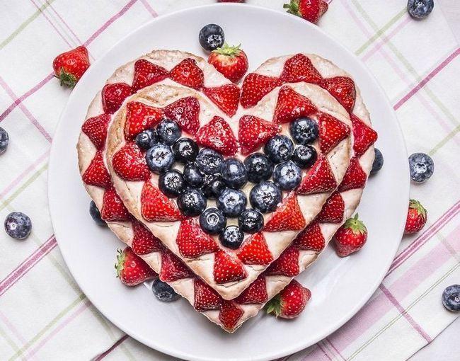 Смачна валентинка: ідеї святкових десертів