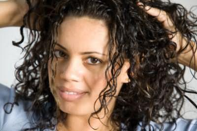 Ручне укладання хвилястого волосся