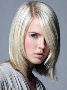 зачіски середньої довжини