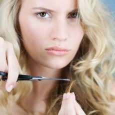 Як відновити волосся після освітлення